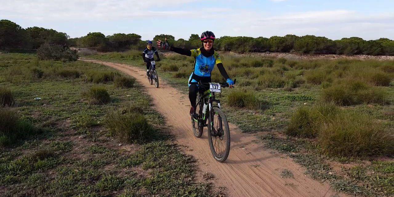 Crónica ruta MTB Parque Natural Las Lagunas de la Mata en Torrevieja