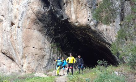 Crónica Ruta MTB Molina Cortao Peñas Sierra Pila Cueva Jaime Barbudo Caramucel