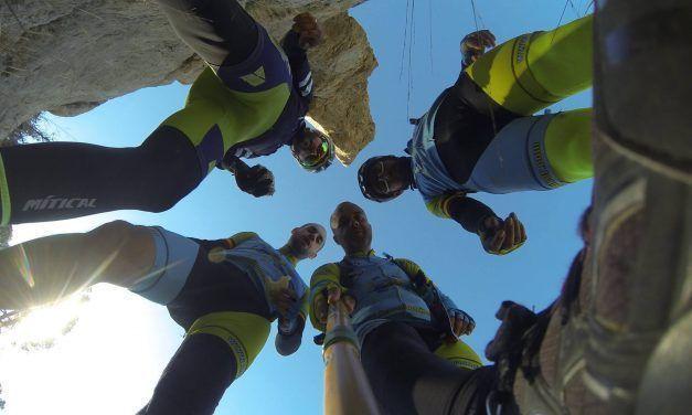 Crónica ruta MTB Molina Ricote Ascenso Zig Zag Aguilucho Collado Madera