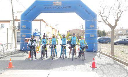 Crónica marcha V Ruta BTT Casas de Juan Núñez en Albacete