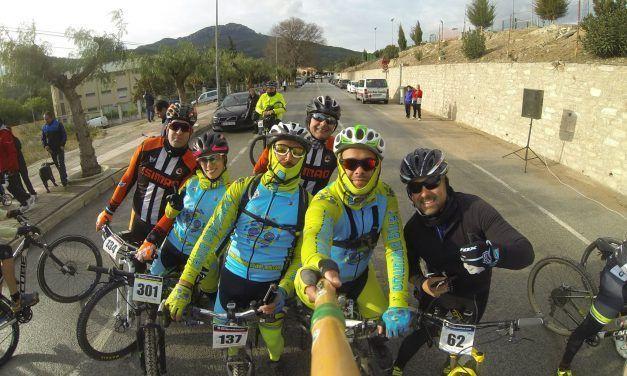 Crónica de la XX Marcha MTB sierra de Moratalla asalto al pico del Buitre