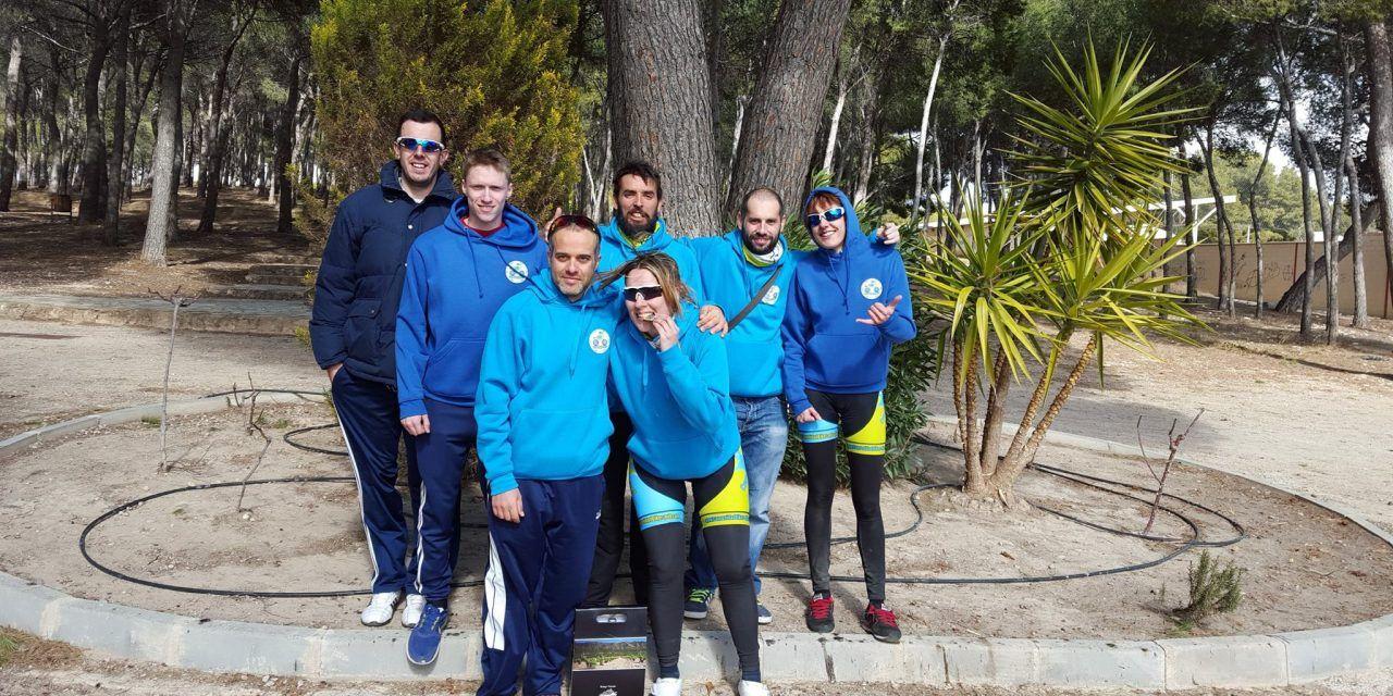Crónica VIII Marcha BTT Ramblas y Cerros de Tobarra en Albacete