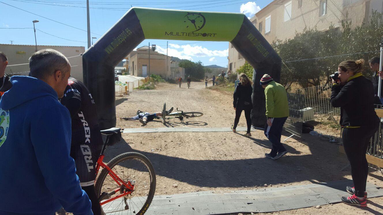 Crónica de la VII Marcha MTB Sierra del Algarrobo por comunitario Clemente