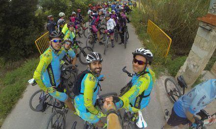Crónica I Marcha MTB Valverdes Bikers con las enfermedades raras infantiles saliendo desde Molina y regresando a Molina