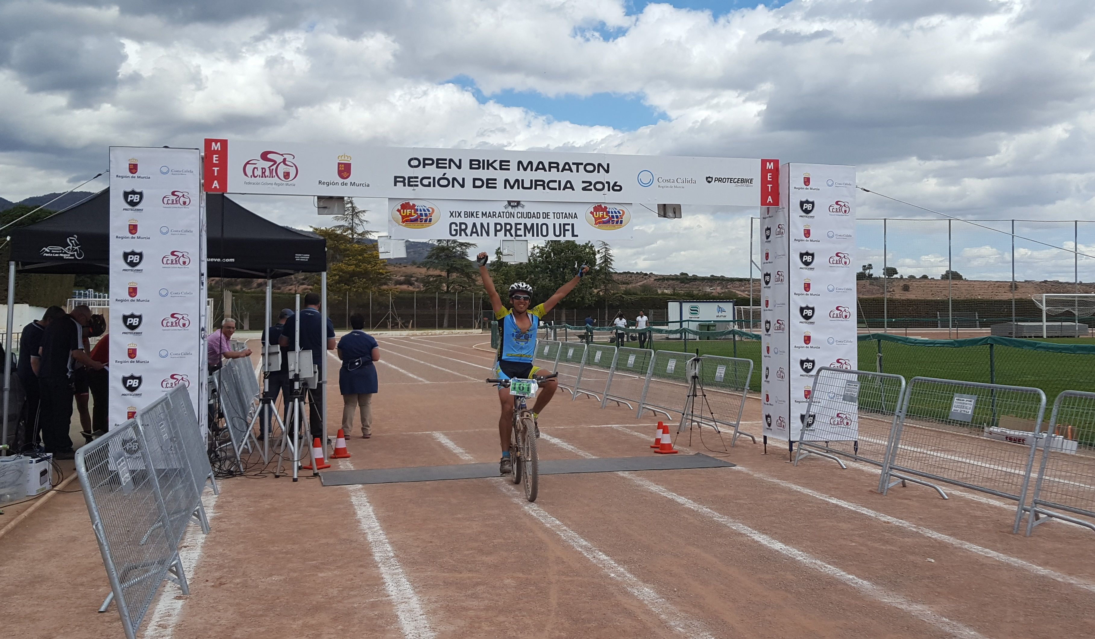 Crónica de la XIX Bike Maratón BTT Ciudad de Totana por Paquito206