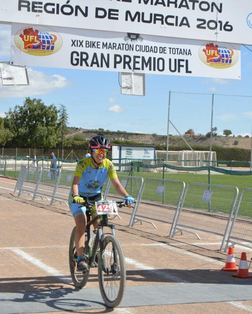 Crónica XIX Bike Maratón de BTT ciudad de Totana 2016 por Patricia Carmona