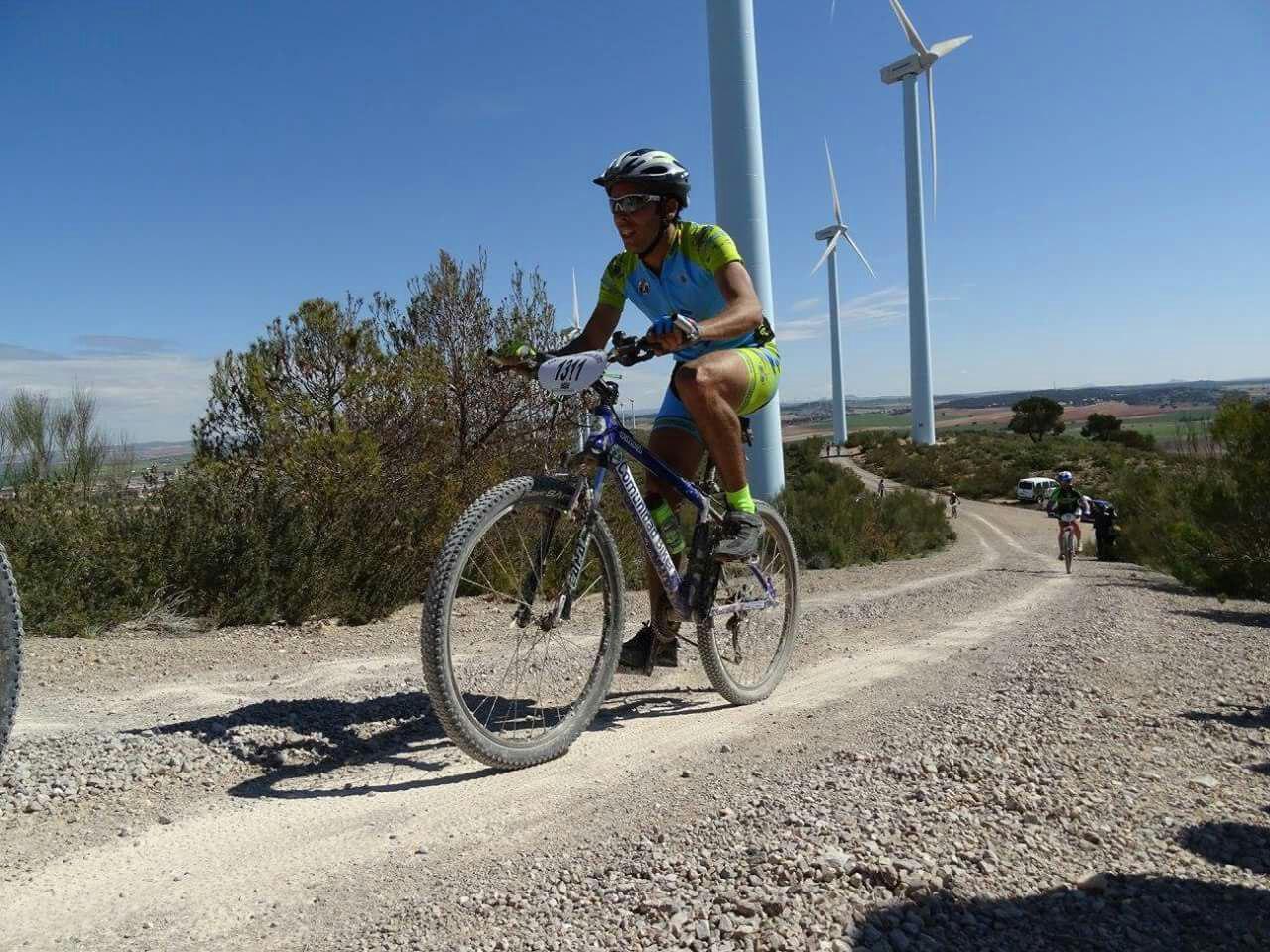 Crónica marcha BTT Pozo Cañada del X circuito de Albacete por Paquito206
