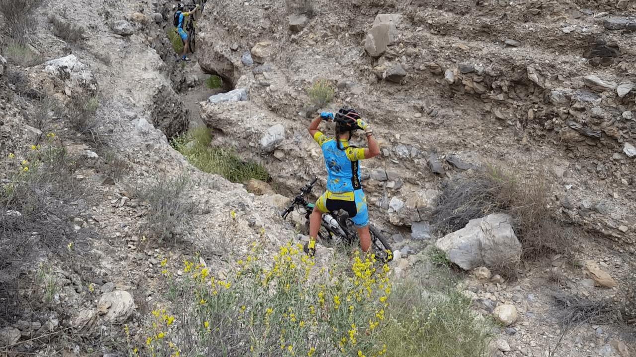 Mi primera ruta de ciclismo de investigación por Patricia Carmona