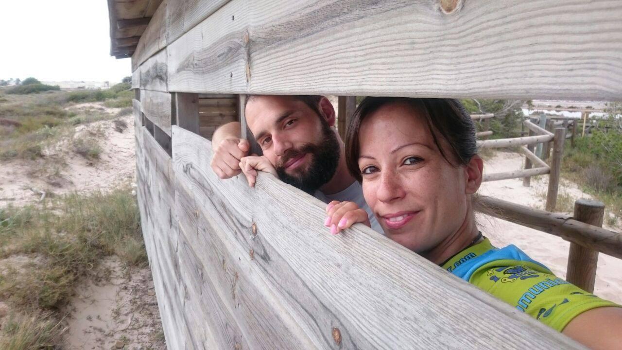 Un día con Lara Croft en San Pedro del Pinatar