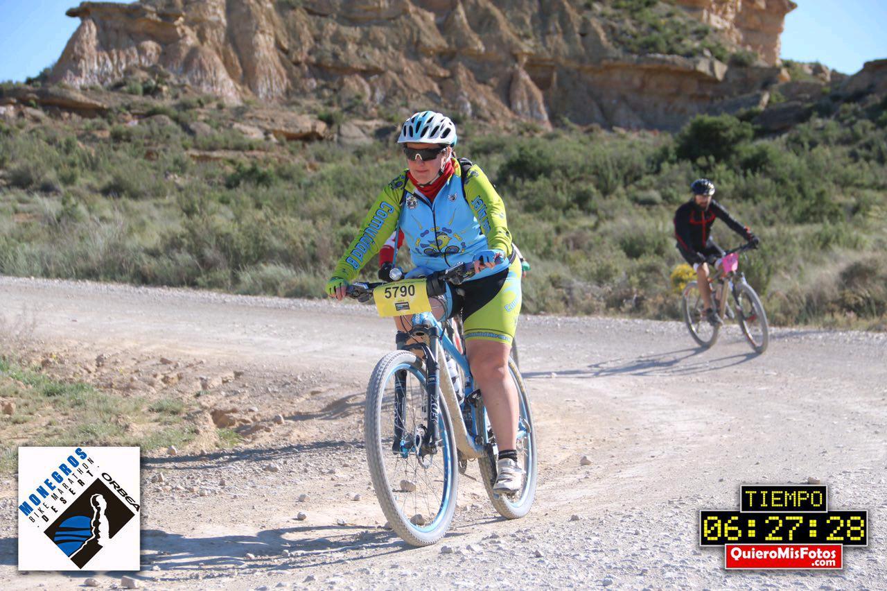 Crónica del reto Orbea Monegros Bike Marathon Desert 2016 por Ana Belén