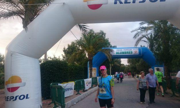 Crónica de la carrera de running IV Cross popular Alumbres 2016 por Patricia Carmona