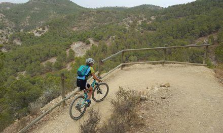 Crónica ruta MTB Molina Malecón Relojero Subida por Cerro de Columnas Descenso por Los Serranos y Puerto del Garruchal