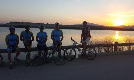 Crónica ruta MTB Río Segura Archena Villanueva vuelta por Trasvase con Cyclocross