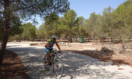 Crónica ruta MTB Molina Vía Verde Alguazas Los Rodeos Campos del Río Albudeite Sierra de la Muela