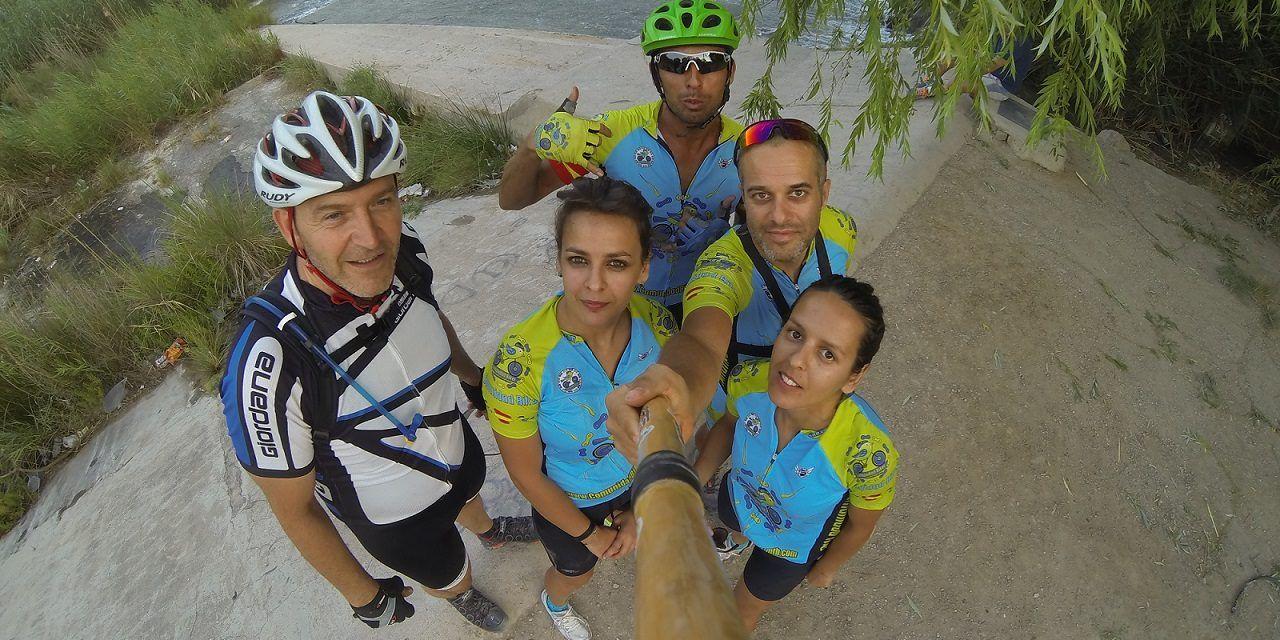 Crónica ruta MTB de iniciación al ciclismo de montaña por Contraparada y río Segura