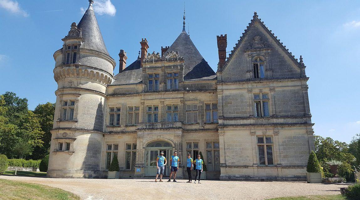 Crónica ruta MTB Camping Les Peupliers – Saint-Brice – La Barre – La Vallé de la Coudre – La Reignère – Amboise – Chateau Amboise