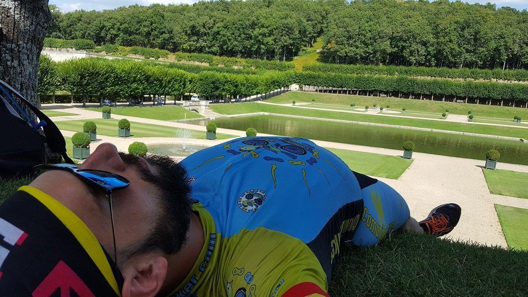 Crónica ruta MTB Montlouis-sur-Loire – La Ville-aux-Dames – Tours – Cathédrale Saint-Galien – Savonnieres – Villandry – Chateau de Villandry por Valle de Loire en Francia