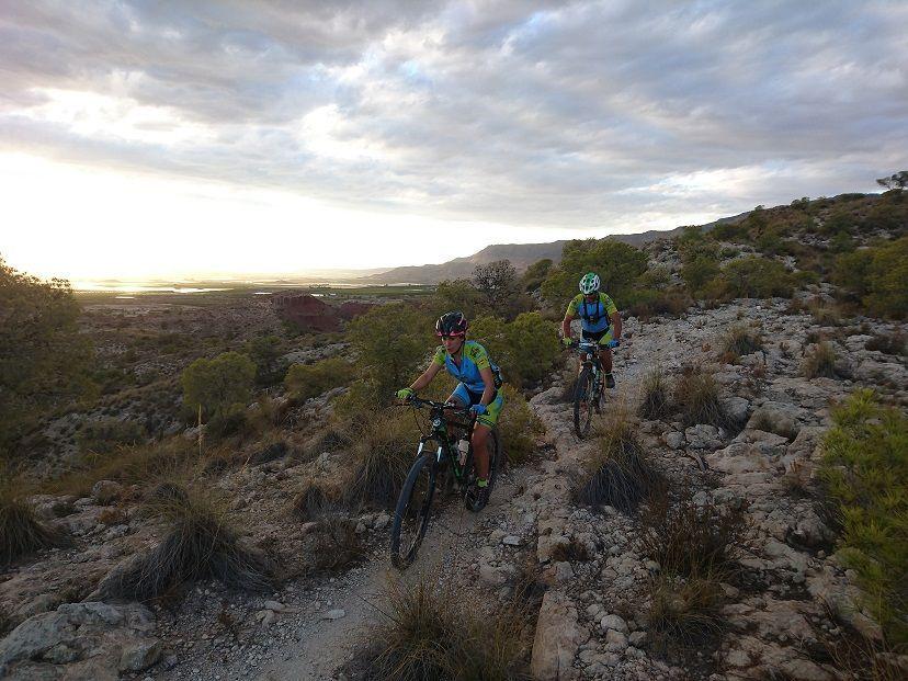 Crónica ruta MTB Molina Hornera Molino Cuatro Vientos Fenazar Hurona Rellano Parque Vicente Blanes La Pedrera Regreso por Fenazar y Albarda