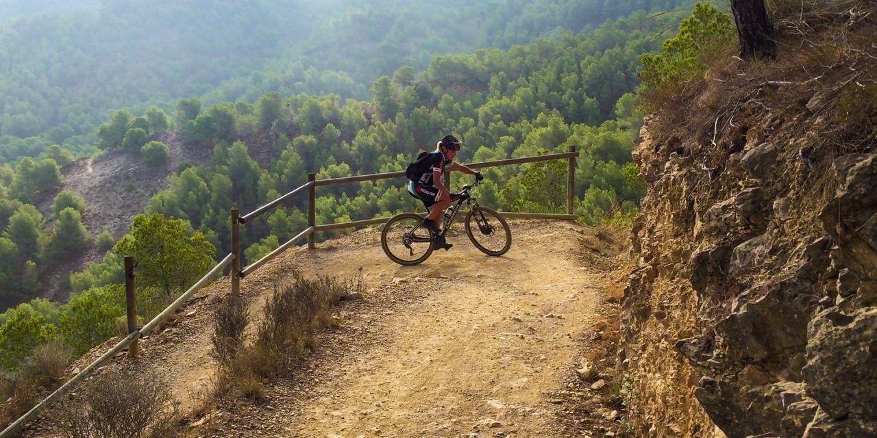 Crónica de la ruta MTB de Romería entre Columnas y a lo loco por Juan Caride