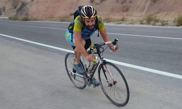 Crónica ruta ciclismo carretera y MTB Molina Trasvase Ulea Villanueva Río Segura Ojós Azud Ojós Navela Losilla Vía Servicio