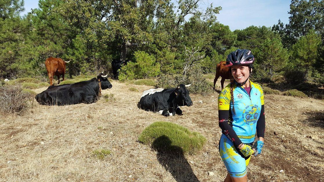 Crónica de la Marcha BTT Bike Maratón Los Calares del río Mundo en Riópar por Patricia Carmona