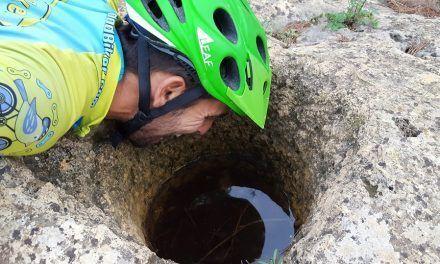 Crónica ruta MTB Molina Murcia Salabosque Alberca Valle Perdido Rambla Juguetona Túnel El Palmar Valle Perdido Murcia Espinardo Vía Verde