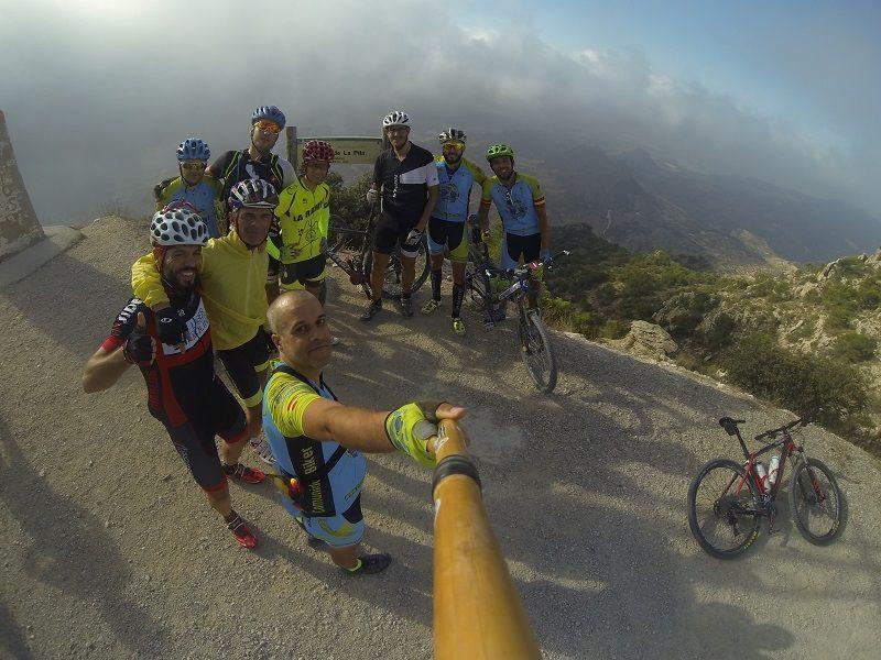 Crónica Mortal 2.0 Comunidad Biker Pico Pila Pico Ricote Pico Relojero Pico Embalse Santomera