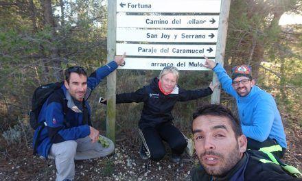 Crónica ruta de senderismo de exploración por la Sierra de la Pila