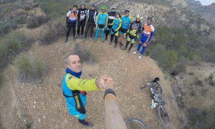 Crónica de la ruta MTB Molina Fortuna Camino Hurona Sendero Cordeles Barranco Mulo Garapacha Senda Nino Schurter  Hortichuela Rellano regreso por Cañada Morcillo
