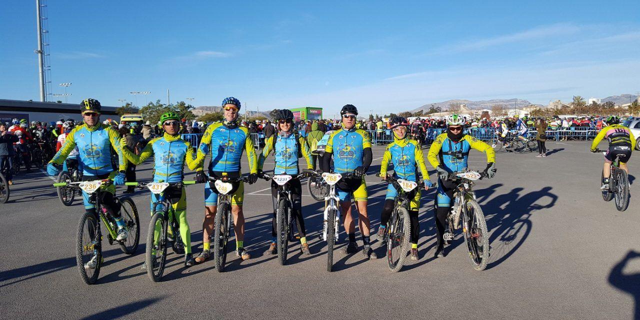 Crónica Marcha BTT San Vicente del Raspeig del circuito Montañas Alicantinas 2017