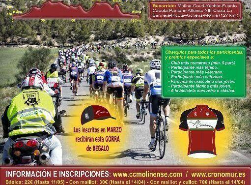 29 Marcha Cicloturista Ruta de la Conserva