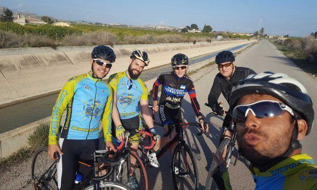 Crónica ruta Ciclismo de Carretera Molina Alcayna Hornera Trasvase Lagunas de Campotéjar