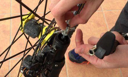 Cómo realizar un reset a la suspensión Lefty 2.0 con 2Spring de la bicicleta Cannondale