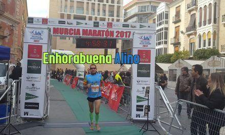 Crónica de una maratón descalzo por Alino | Mi primera maratón natural running