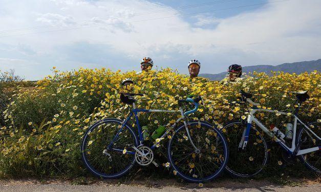 Crónica ruta Ciclismo Carretera Vuelta a Carrascoy por Alcantarilla El Cañarico El Escobar La Murta Corvera Los Martínez del Puerto El Garruchal Los Garres Murcia