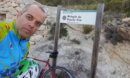 La soledad del ciclista solitario, mi primer puerto serio en ciclismo de carretera