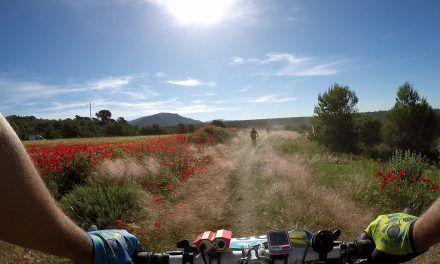 Crónica III Ruta MTB Solidaria La Paca organizada por No Caminaréis Solos en Lorca Murcia