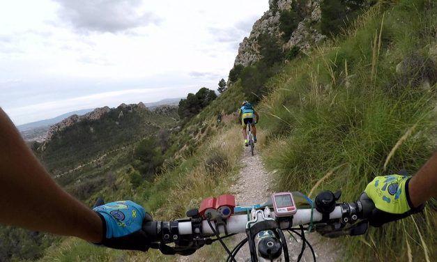 Crónica ruta MTB Molina Trasvase Campotéjar Puerto Losilla Sierra Navela Descenso Martillo Scalextric Ulea Villanueva Archena Lorquí