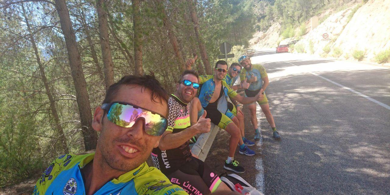 Crónica de la marcha BTT de Yeste del circuito BTT de Albacete y puente de la Región de Murcia por Paquito206