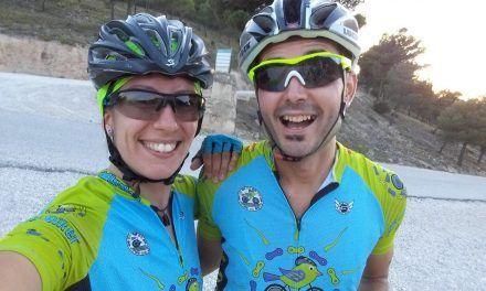 Crónica de la ruta de ciclismo carretera Molina Fortuna Casicas Garapacha Puerto Frío en Sierra de la Pila Rellano Hurona Fenazar Albarda