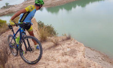 Crónica de la ruta MTB Molina Ceutí Vuelta de investigación y exploración al Embalse del Mayés y Sierra de la Muela Regreso por Carretera vieja y Vía Verde por Alguazas