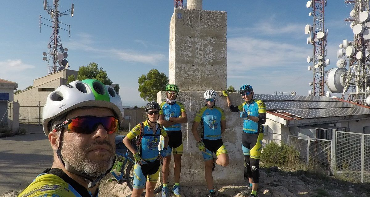 Crónica de la ruta MTB Premortal 3.0 ascenso Pico de la Pila por Cordeles y Hortichuela y ascenso Almeces de Ricote por Perversa