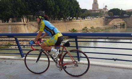 Crónica de la ruta de ciclismo de carretera Molina Javalí Nuevo El Palmar Murcia Espinardo con picadura de pollo