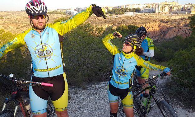 Crónica de la ruta MTB Salinas Altorreal Tomillar Calderones Casa Ros Montes de la Ribera Camino Gas Contraparada Ribera de Molina