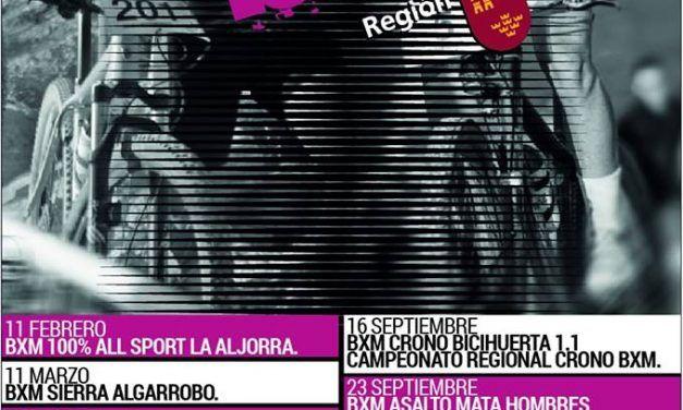 Ultra BXM y Copa BXM 100 y pico de Lorca Campeontao Regional Ultra