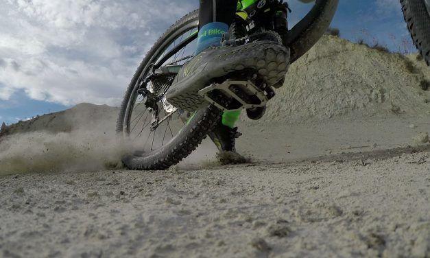 Crónica de la ruta MTB Molina Alguazas Campos del Río Badlands con sendas de descenso y ascenso