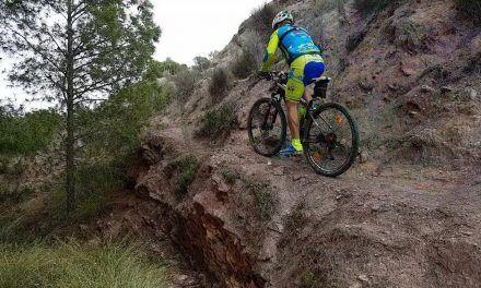 Crónica de la ruta BTT Exploración por rambla Hoya Marzo en el Rellano y los Coloraos