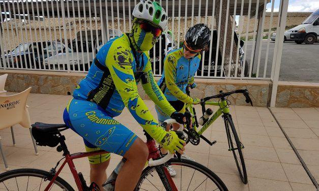 Crónica ruta Ciclismo Carretera Molina Fortuna Cortao Peñas Casicas Churleta Puerto Frío Sierra de la Pila Hoya del Campo