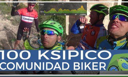 Los 100 KSiPiCo de Comunidad Biker MTB por la Sierra de la Pila