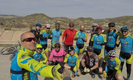 Crónica de la ruta BTT MTB BXM Molina Vía Verde Montes de la Ribera Cañada Hermosa Rodeo de la Ermita